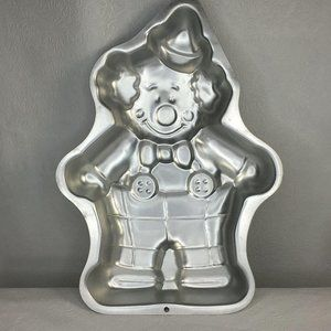 Wilton Full Body Clown Cake Pan 2105-6711